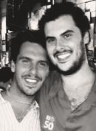 Carlos e Pablo Meijueiro